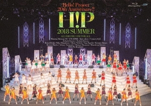 Hello! Project 20th Anniversary!! Hello! Project 2018 SUMMER ~ALL FOR ONE~、~ONE FOR ALL~ [2Blu-ray Disc+2DVD]