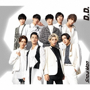 D.D./Imitation Rain [CD+DVD]<with SixTONES盤> 12cmCD Single