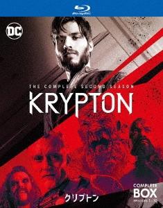 クリプトン<シーズン2> コンプリート・ボックス Blu-ray Disc