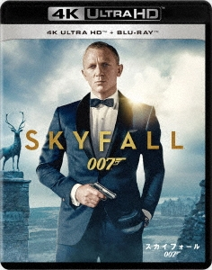 007/スカイフォール [4K Ultra HD Blu-ray Disc+Blu-ray Disc] Ultra HD