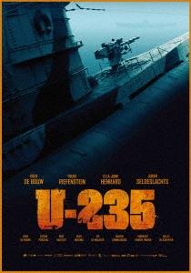 スヴェン・ハイブリクス/Uボート:235 潜水艦強奪作戦[TCED-5010]