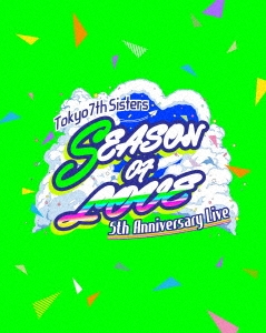 t7s 5th Anniversary Live -SEASON OF LOVE- in Makuhari Messe<通常版> Blu-ray Disc