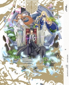 ソードアート・オンライン アリシゼーション War of Underworld 8 [DVD+CD]<完全生産限定版>