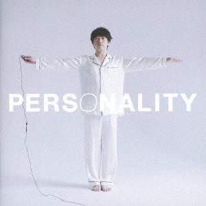 PERSONALITY [CD+DVD]<期間生産限定盤B> CD