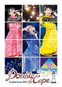 """TrySail Live 2021 """"Double the Cape"""" [2Blu-ray Disc+CD]<初回生産限定盤>"""
