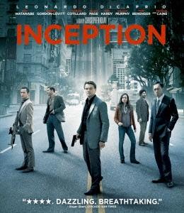 インセプション Blu-ray Disc