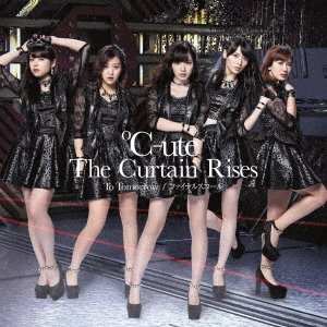 ℃-ute/To Tomorrow/ファイナルスコール/The Curtain Rises [CD+DVD]<初回生産限定盤C>[EPCE-7318]