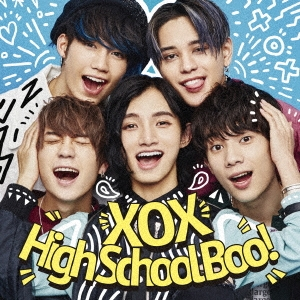 XOX/High School Boo! (B)<初回生産限定盤>[AICL-3338]
