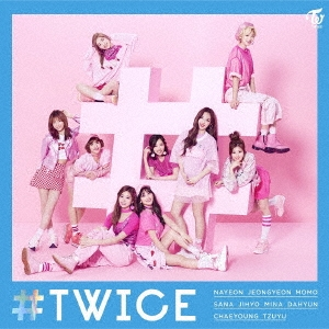 #TWICE<通常盤> CD