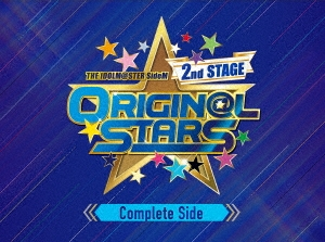 THE IDOLM@STER SideM 2nd STAGE ~ORIGIN@L STARS~ Live Blu-ray [Complete Side]<完全生産限定盤> Blu-ray Disc