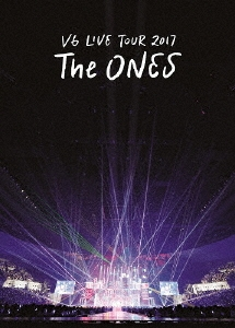 LIVE TOUR 2017 The ONES<通常盤> Blu-ray Disc