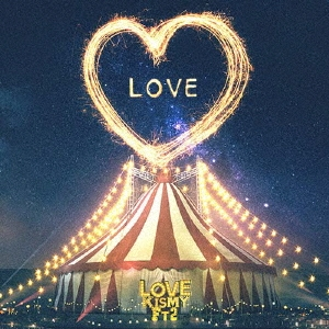 LOVE<通常盤> 12cmCD Single