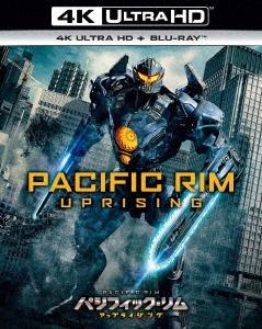 スティーヴン・S.デナイト/パシフィック・リム:アップライジング [4K ULTRA HD Blu-ray Disc+Blu-ray Disc] [GNXF-2365]