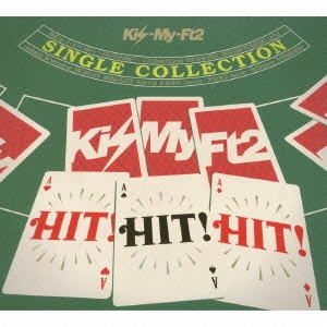 HIT! HIT! HIT! [CD+2DVD]<初回生産限定盤> CD