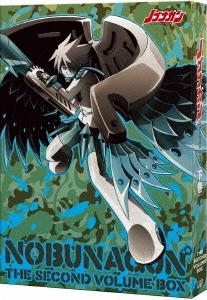 近藤信宏/ノブナガン Blu-ray BOX 下巻 [Blu-ray Disc+CD] [VPXY-72914]