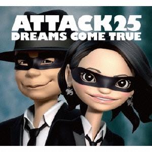 ATTACK25 [CD+DVD]<初回限定盤>
