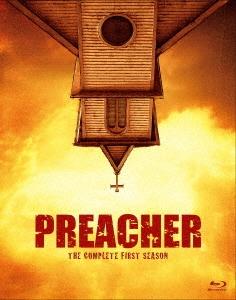 ドミニク・クーパー/PREACHER プリーチャー シーズン1 ブルーレイ コンプリートBOX [BPBH-1107]