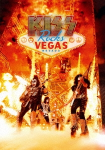 キッス・ロックス・ヴェガス [DVD+3CD+Tシャツ:Lサイズ]<完全限定生産盤>