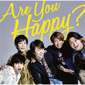 Are You Happy?<通常盤> CD
