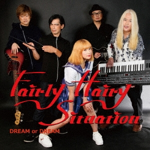 fairly hairy situation/DREAM or DREAM[ROSE-0005]