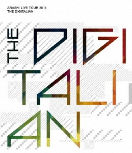 ARASHI LIVE TOUR 2014 THE DIGITALIAN<通常盤> Blu-ray Disc