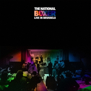 The National/Boxer(Live In Brussels)[4AD-0077CDJP]