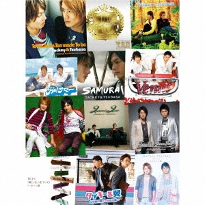 Thanks Two you [5CD+Blu-ray Disc]<初回盤> CD