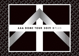 AAA DOME TOUR 2019 +PLUS<通常盤> DVD