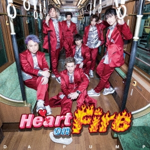Heart on Fire [CD+DVD]<初回生産限定盤> 12cmCD Single
