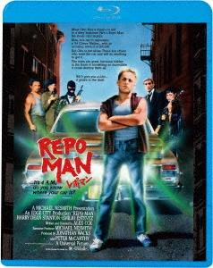レポマン Blu-ray Disc