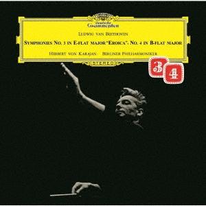 ベートーヴェン:交響曲第3番≪英雄≫・第4番 [UHQCD x MQA-CD]<生産限定盤> UHQCD