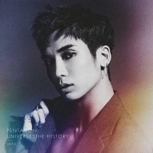 UNIVERSE : THE HISTORY<ソロ限定盤/ユウト盤> CD