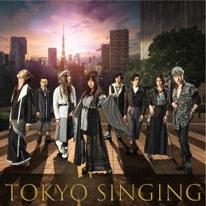 TOKYO SINGING [CD+書籍]<初回限定書籍盤> CD