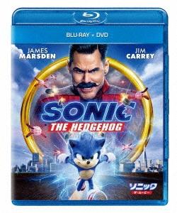 ソニック・ザ・ムービー [Blu-ray Disc+DVD] Blu-ray Disc