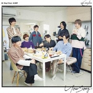 Your Song [CD+DVD+ブックレット]<初回限定盤2> 12cmCD Single