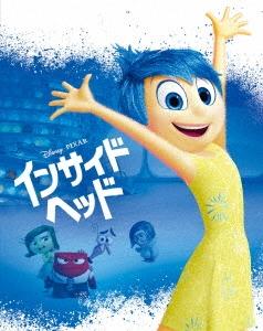 インサイド・ヘッド MovieNEX [2Blu-ray Disc+DVD]<期間限定版> Blu-ray Disc