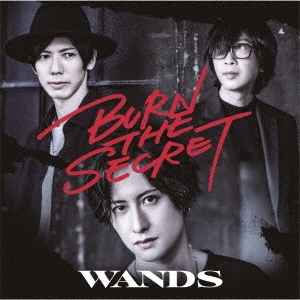 BURN THE SECRET [CD+DVD]<初回限定盤> CD