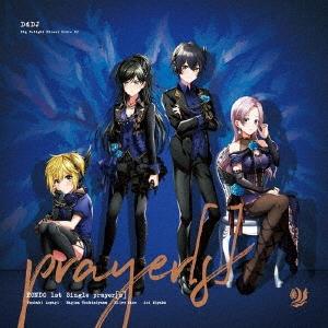prayer[s]<通常盤> 12cmCD Single
