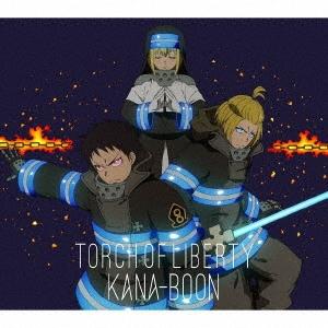 Torch of Liberty [CD+DVD]<期間生産限定盤/アニメ盤> 12cmCD Single