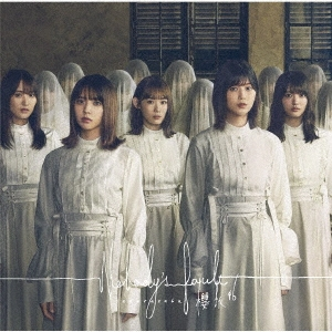 Nobody's fault [CD+Blu-ray Disc]<TYPE-B/初回限定仕様> 12cmCD Single
