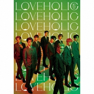 LOVEHOLIC [CD+Blu-ray Disc+ブックレット]<初回生産限定盤> CD