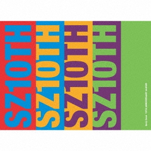 SZ10TH [2CD+DVD+ステッカー]<初回限定盤B> CD