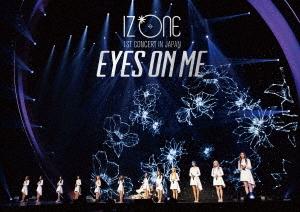 IZ*ONE 1ST CONCERT IN JAPAN [EYES ON ME] TOUR FINAL -Saitama Super Arena- [2Blu-ray Disc+フォトブック+メンバー別2Lフォトカード+B3ポスター]<初回生産限定盤>