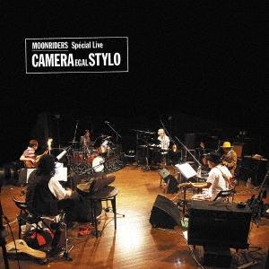 moonriders special live カメラ=万年筆