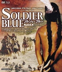 ラルフ・ネルソン/ソルジャーブルー HDマスター版 BD&DVD BOX [Blu-ray Disc+DVD][ORDB-0053]