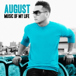 August Rigo/MUSIC OF MY LIFE[LEXCD-12019]