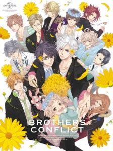 BROTHERS CONFLICT DVD BOX<初回限定生産版> DVD