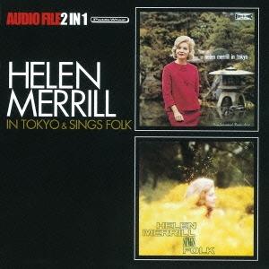 Helen Merrill/イン・トーキョー&シングス・フォーク [KICJ-2456]
