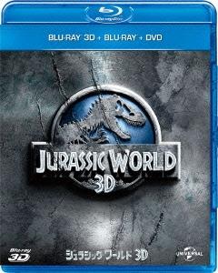コリン・トレボロウ/ジュラシック・ワールド 3D ブルーレイ&DVDセット(ボーナスDVD付) [2Blu-ray Disc+2DVD][GNXF-1947]