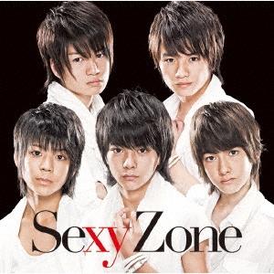 Sexy Zone [CD+DVD]<初回限定盤A>